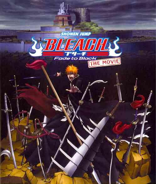 BLEACH MOVIE:FADE TO BLACK BY BLEACH (Blu-Ray)